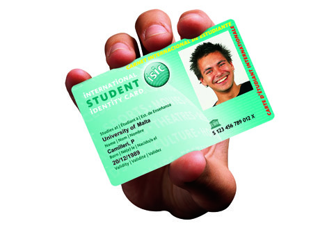 Get your International Student  Card Now!