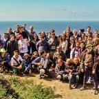 AOP Malta 2015 - Dingli Kapelle 38 Gruppenfoto 4