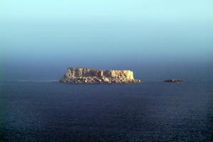 Filfla islet