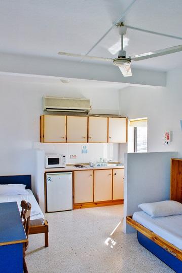 NSTS Hibernia Hostel