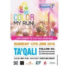 color my run